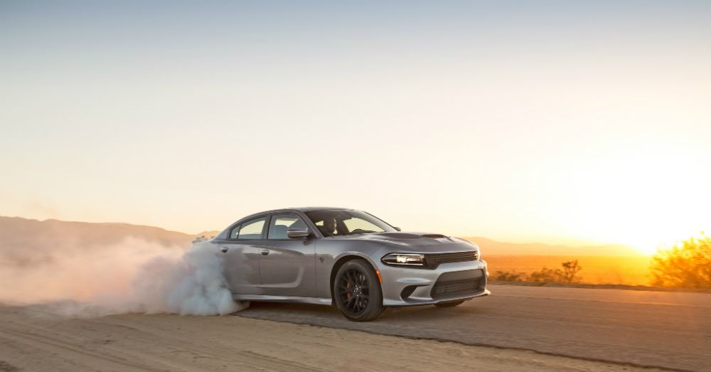 12.07.16 - Dodge Charger Hellcat