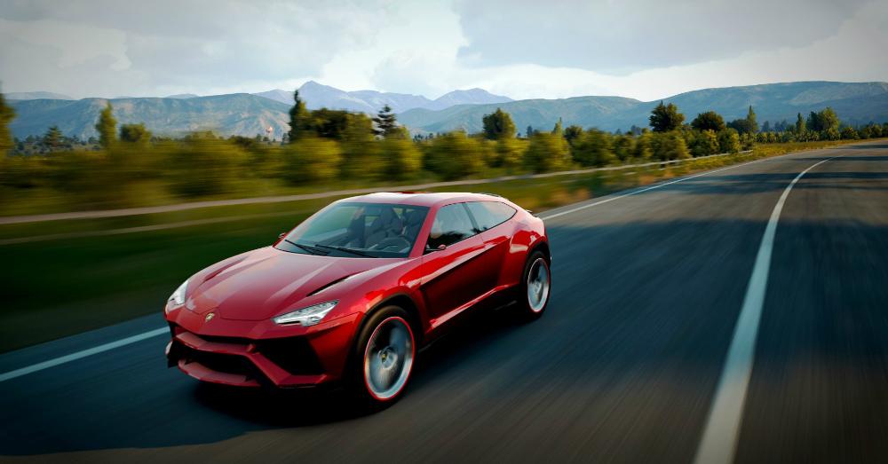 04.14.17 - Lamborghini Urus