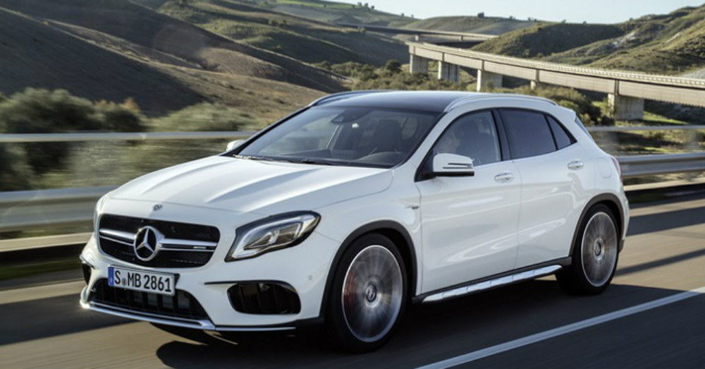 2018 Mercedes-Benz GLA Affordable Small Luxury