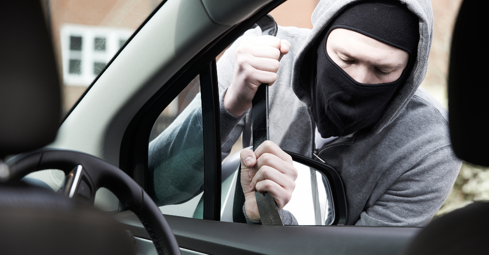 ten most commonly stolen vehicles in the US