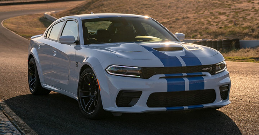 Finding Your Drive in the Dodge Charger