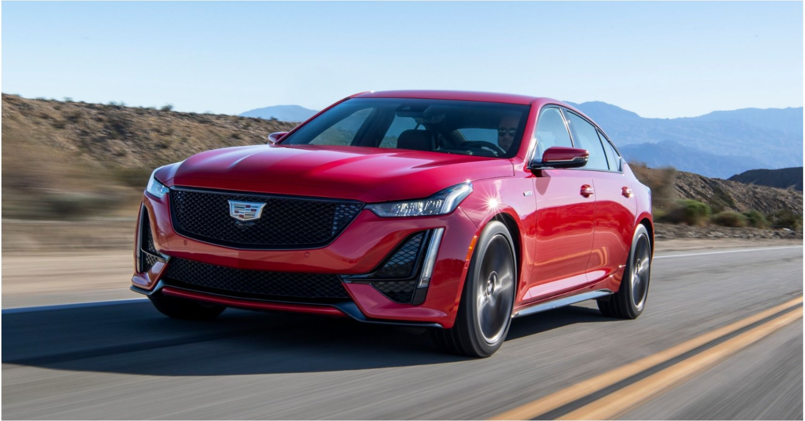 Cadillac CT5-V Blackwing - The Most Track Ready Caddy on the Market