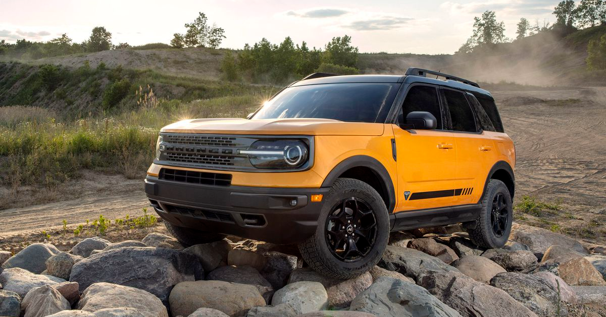 2021 Ford Bronco Sport: Straddling and Line With Incredible Capability