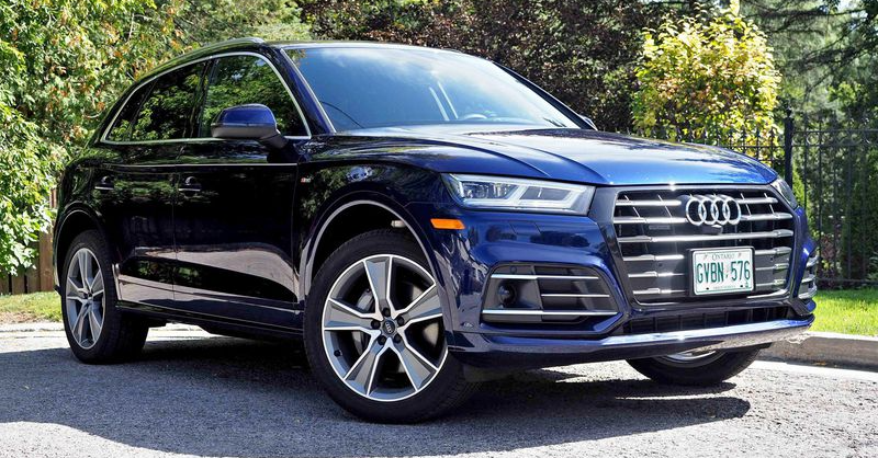 2021 Audi Q5: The Right Blend of What You're After