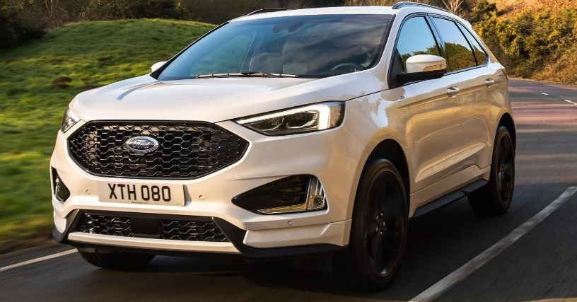 Will Ford Make an Edge RS for Our Driving Pleasure?