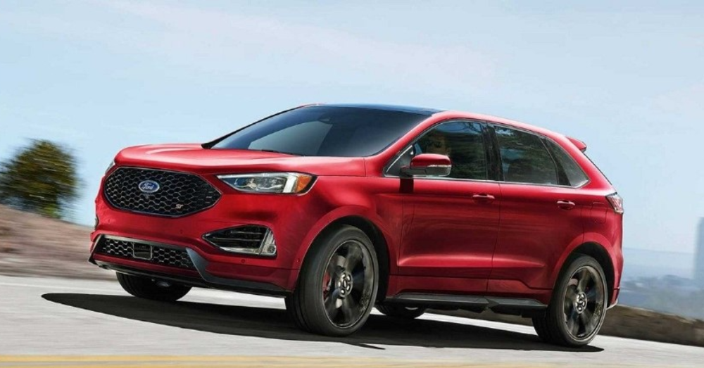 2021 Ford Edge: An Interesting and Engaging Option