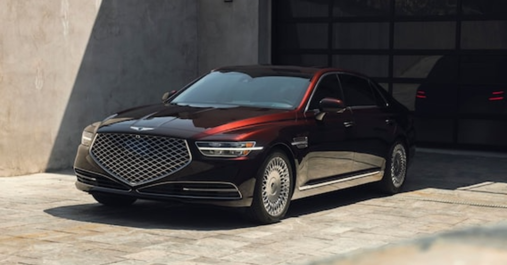 2021 Genesis G90: Premium Luxury with Amazing Value