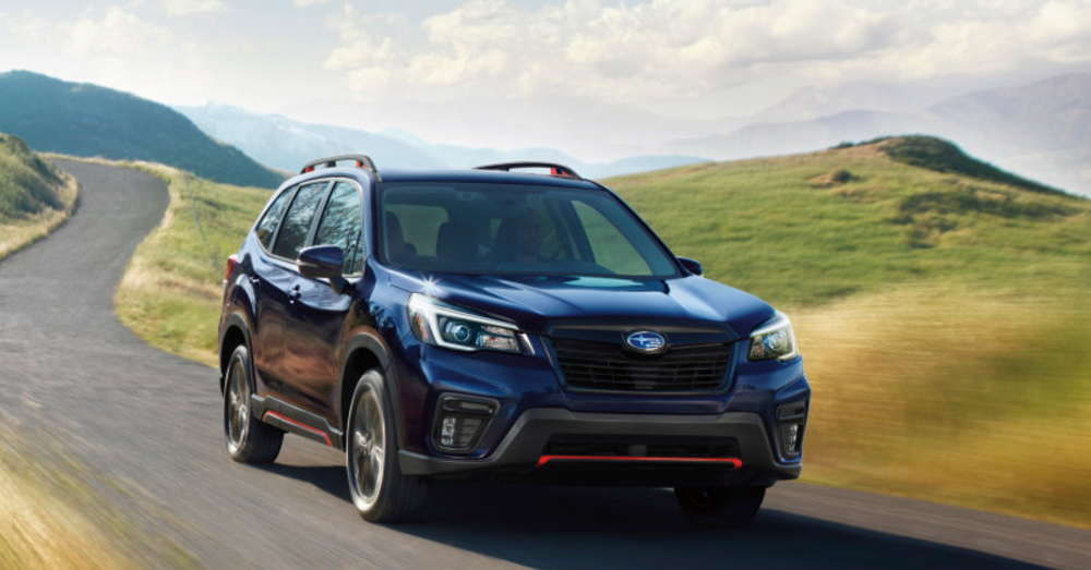 2021 Subaru Forester: A Great SUV Keeps on Getting Better