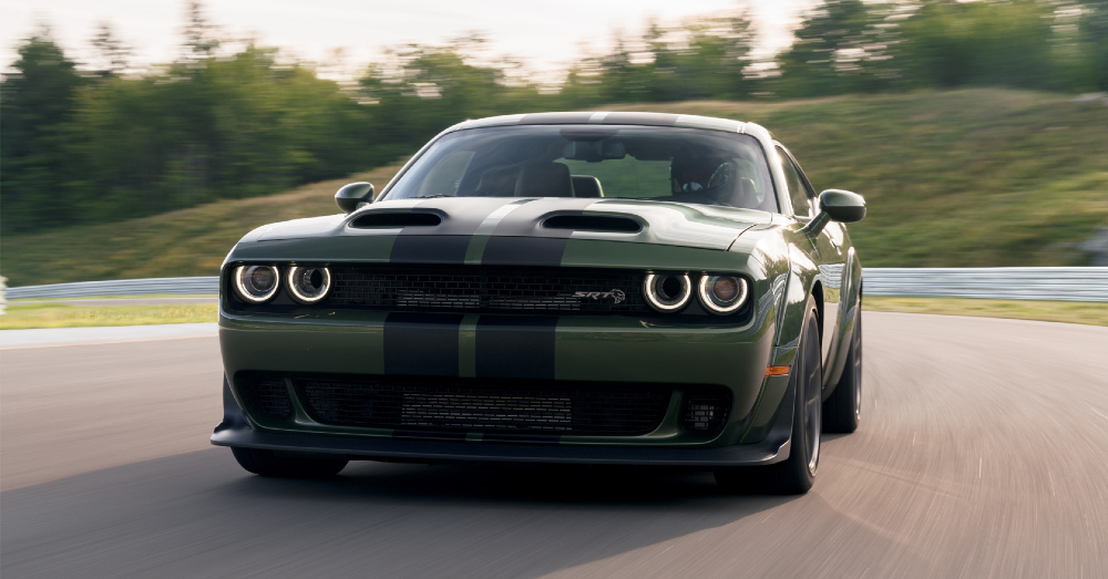 2021 Dodge Challenger: Truly a Muscular Car
