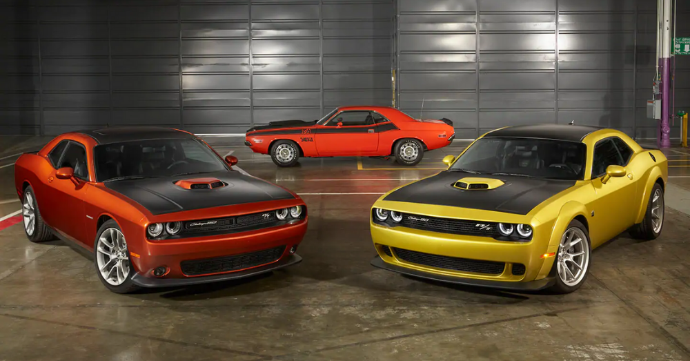 This Dodge Muscle Car Captures Your Heart