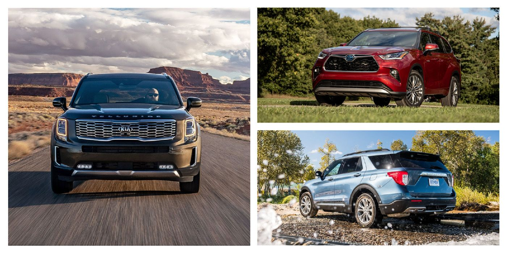 Affordable Three-Row SUVs for Your Family